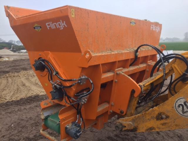 Nieuwe Flingk KSS-2000 voor Barendonk Holsteins VOF