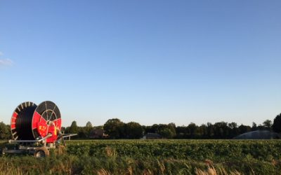Nieuwe Marani 110-350 voor Dhr. Janssen