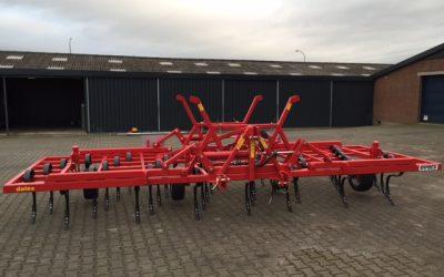 Nieuwe Evers Dales, werkbreedte 6,0 mtr voor Van Creij Dairy