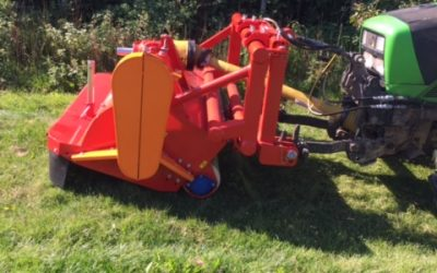 Nieuwe Ducker UMK18 front voor Ebben B.V.