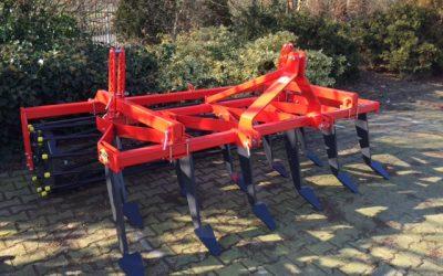 Nieuwe Nieuwe Hekamp cultivator voor Dhr. Martens