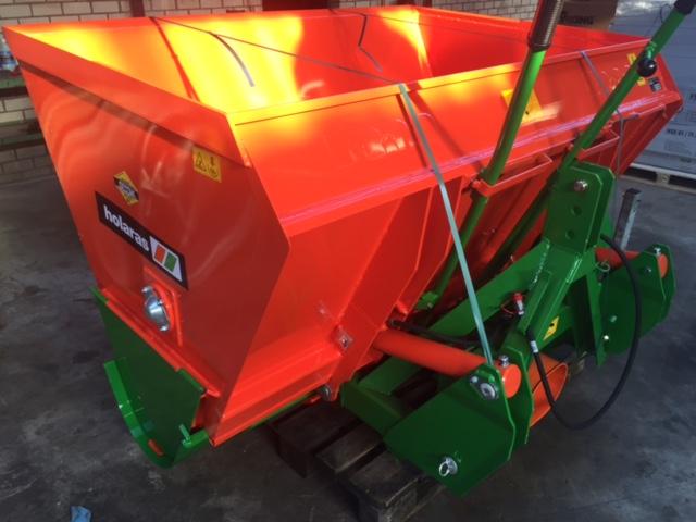Nieuwe Holaras VDC-900 voor Dhr. Martens