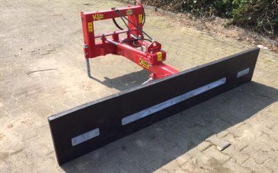 Nieuwe Kemp hydraulische voerschuif voor Dhr. Arts