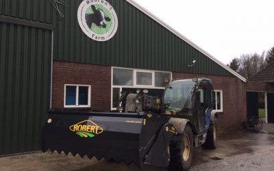 Nieuwe Robert GMC 250 kuilhapper voor Mooren's Farm