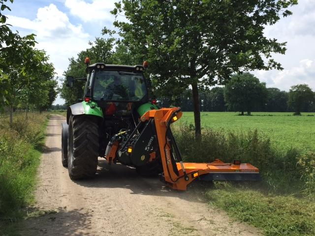 Nieuwe Votex Roadflex 190 voor werkorganisatie CGM.