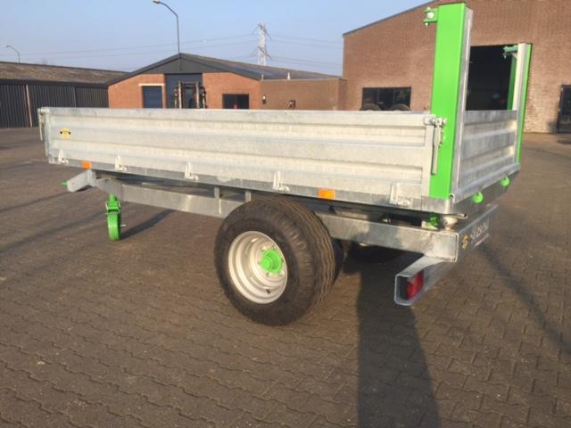 Nieuwe Zocon kieper voor Asfaltbouw B.V.