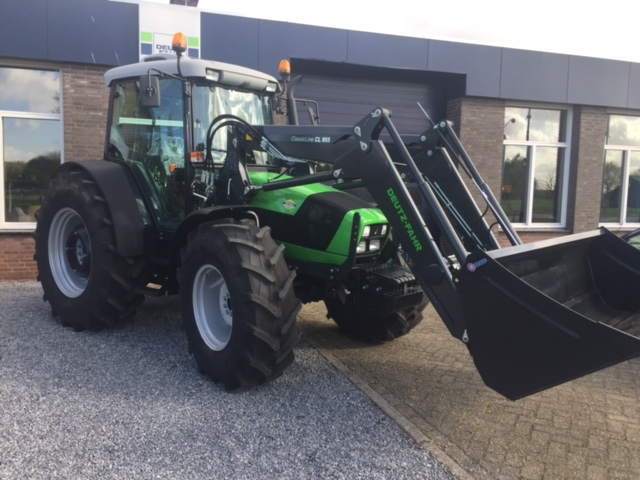 Nieuwe Deutz Fahr Agrofarm