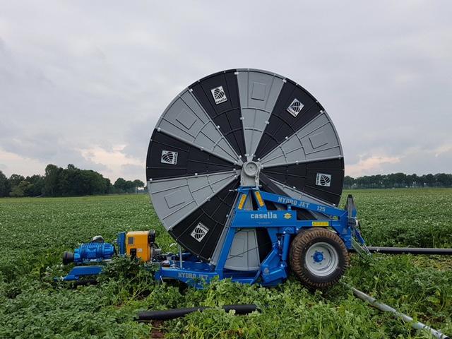 Nieuwe Casella voor Agriwerk.